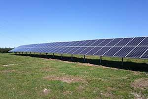 solar farm penryn 6mw