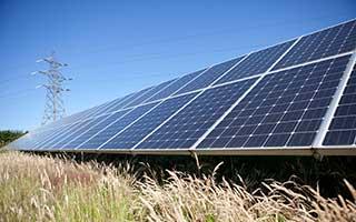solar farm, rame cross, penryn, cornwall